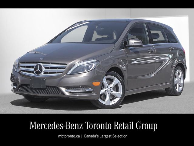 New and used mercedes benz b class cars for sale in for Used mercedes benz toronto