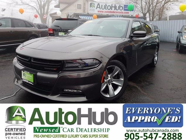 2015 DODGE CHARGER SOLD in Hamilton, Ontario