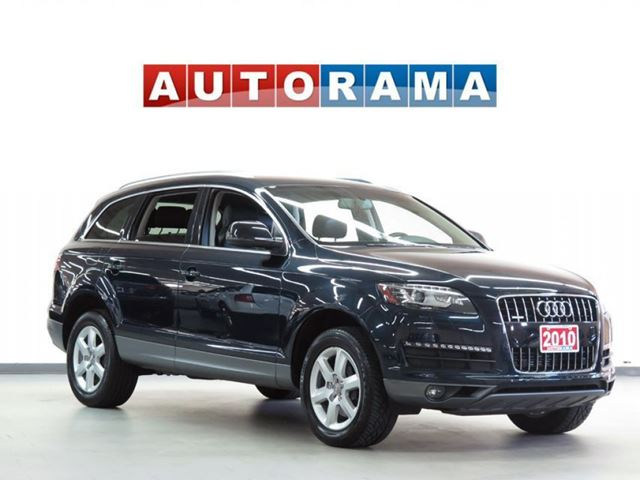 2010 AUDI Q7 AWD 7PASSENGER LEATHER in North York, Ontario