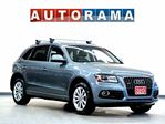 2013 Audi Q5 LEATHER PANORAMIC SUNROOF 4WD in North York, Ontario