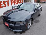 2016 Dodge Charger SXT REMOTE STARTER, HEATED SEATS, TOUCH SCREEN RADIO  in Oshawa, Ontario