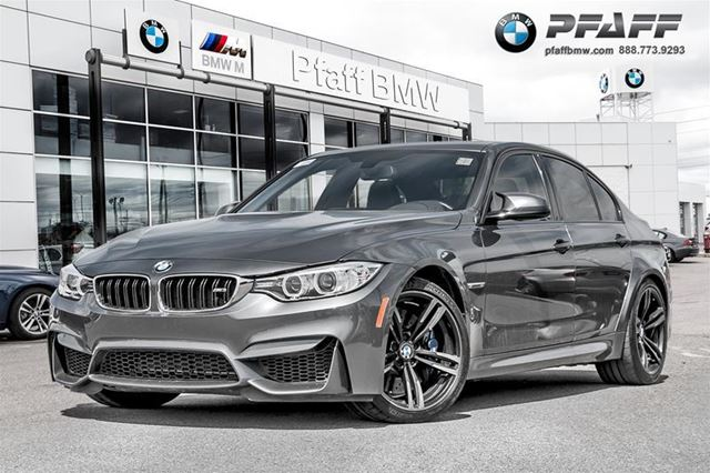 2016 BMW M3           in Mississauga, Ontario