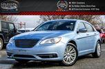 2013 Chrysler 200 Limited Sunroof Bluetooth Leather Keyless Entry Pwr Seat 18Alloy Rims in Bolton, Ontario