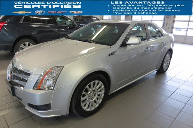 2010 Cadillac CTS           in Sainte-Julie, Quebec