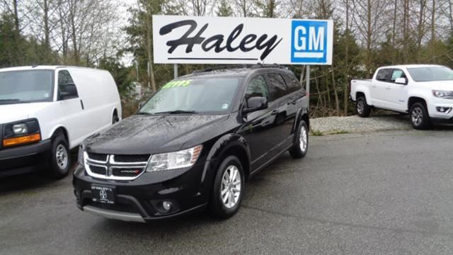 2014 DODGE JOURNEY SXT in Sechelt, British Columbia