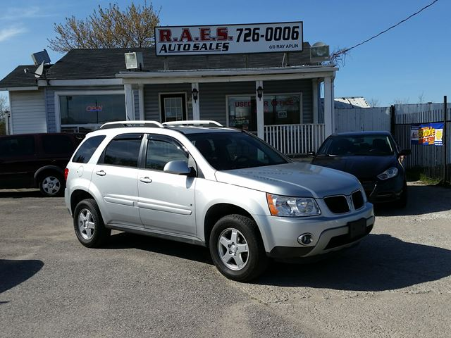 2009 PONTIAC TORRENT LT AWD in Barrie, Ontario