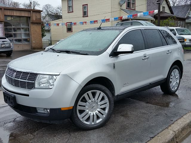 2010 LINCOLN MKX AWD in St Catharines, Ontario