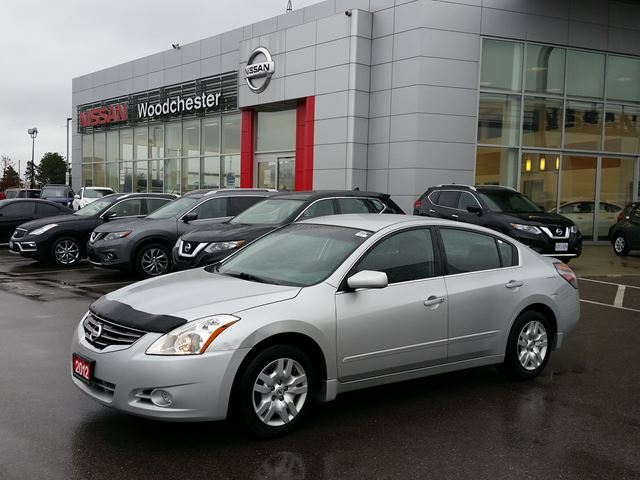 2012 Nissan Altima 2.5 S in Mississauga, Ontario