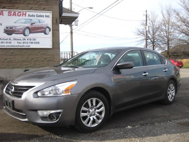 2014 Nissan Altima LOADED CAR, 12M.WRTY+SAFETY $11490 in Ottawa, Ontario