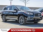 2017 Infiniti QX60 PREM THEATRE NAVI Leather Moon Roof in Bolton, Ontario