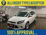 2012 Ford Focus TITANIUM*NAVIGATION*POWER SUNROOF*LEATHER*BACK UP in Cambridge, Ontario