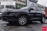 2016 Jeep Cherokee Limited*Only 5093 kms *Pano Sunroof* Navigation in Woodbridge, Ontario