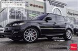 2016 Land Rover Range Rover Sport V8 Supercharged * Autobiography * Only 11624 kms! in Woodbridge, Ontario