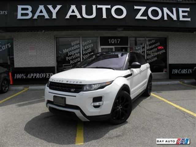 2014 Land Rover Range Rover Evoque Dynamic Plus+ GLASS ROOF+ NAVIGATION in Toronto, Ontario
