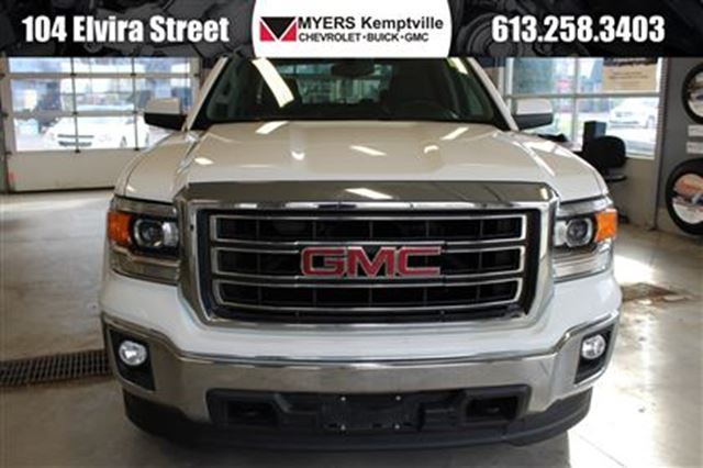 2014 GMC Sierra 1500 SLE - Z71 Powertrain For Life!! Locally Owned in Kemptville, Ontario