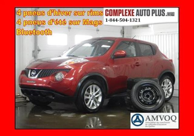 2012 Nissan Juke SV AWD 4x4 *Mags, Bluetooth in Saint-Jerome, Quebec