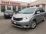 2014 Toyota Sienna FWD- Bluetooth / 3 Zone climate / Only 57,000km in Toronto, Ontario