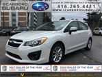 2012 Subaru Impreza 2.0i Touring PKG, FROM 1.9% FINANCING AVAILABLE in Scarborough, Ontario