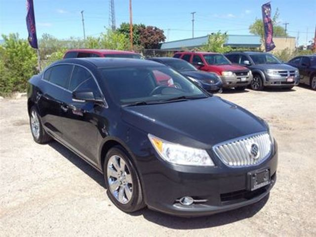 2011 BUICK LACROSSE CXL   AWD   LEATHER   ROOF in London, Ontario