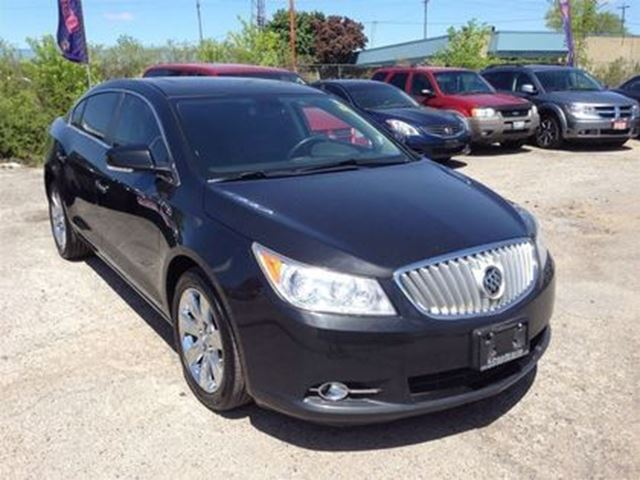 used 2011 buick lacrosse cxl awd leather roof. Black Bedroom Furniture Sets. Home Design Ideas