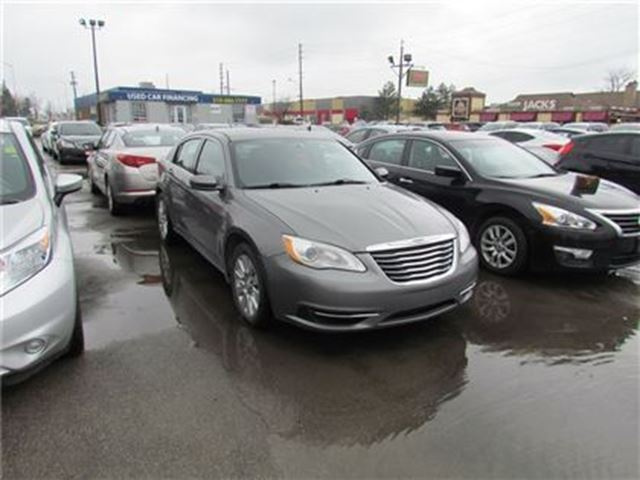 2012 CHRYSLER 200 LX in London, Ontario