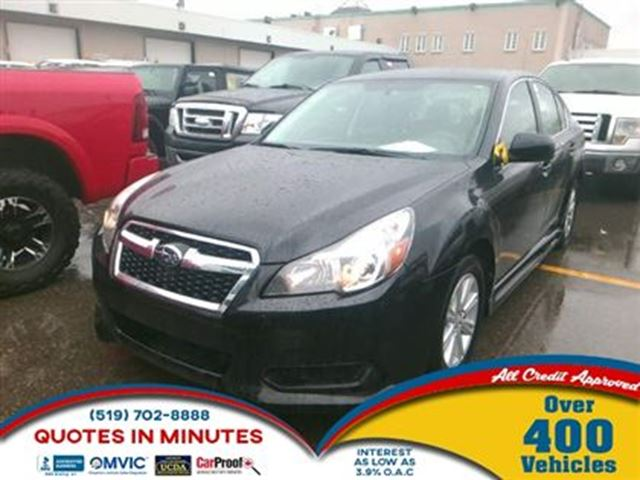 2013 SUBARU LEGACY 2.5i Touring Package in London, Ontario