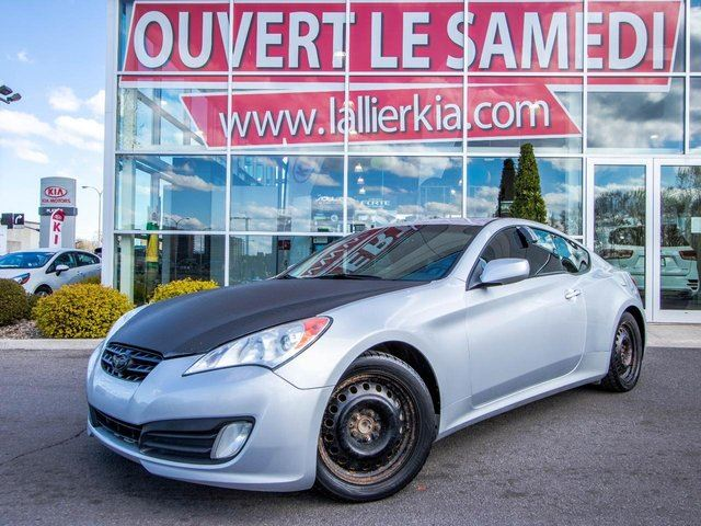 2011 Hyundai Genesis CUIR TOIT OUVRANT TURBO CUIR TOIT OUVRANT TURBO in Laval, Quebec
