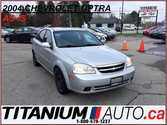 2004 Chevrolet Optra AS-IS!!! Power Group+Keyless++++++++++++++++++++++ in London, Ontario