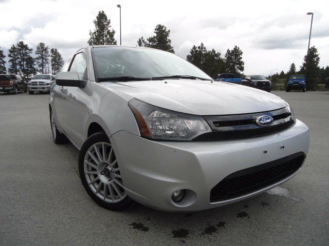 2009 FORD FOCUS SES 2dr Coupe in Cranbrook, British Columbia