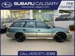 2002 Subaru Outback Base in Calgary, Alberta