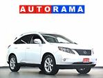 2010 Lexus RX 350 TOURING PKG NAVI BACKUP CAM LEATHER SUNROOF 4WD in North York, Ontario