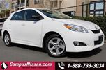 2013 Toyota Matrix SPORTY FWD in Victoria, British Columbia