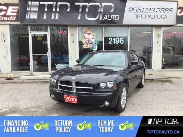2010 DODGE Charger SXT ** AWD, Nav, Leather, Sunroof ** in Bowmanville, Ontario