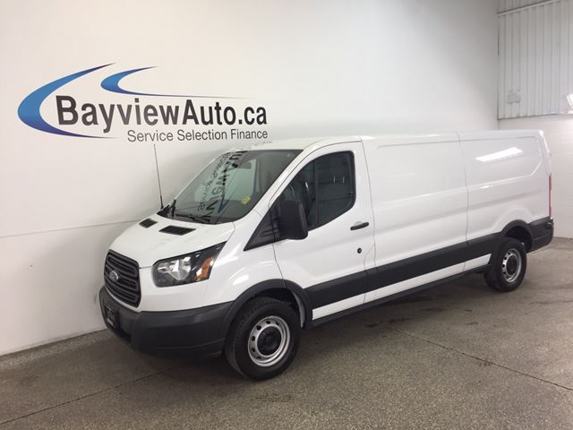 2016 FORD TRANSIT 250 - 3.7L! A/C! REVERSE CAM!  in Belleville, Ontario