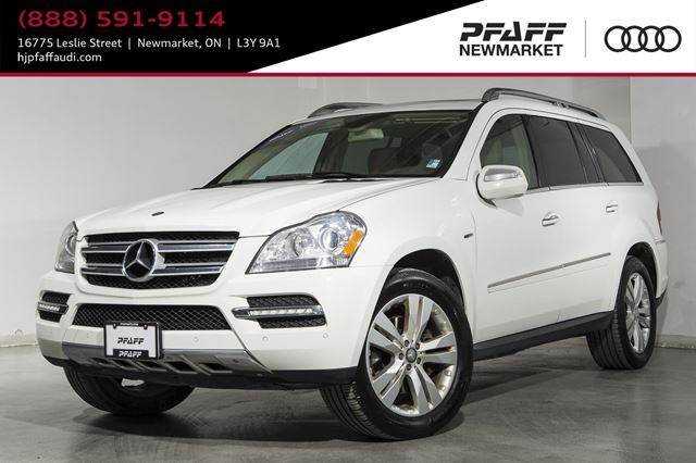 2010 MERCEDES-BENZ GL-CLASS Safety Certified in Newmarket, Ontario