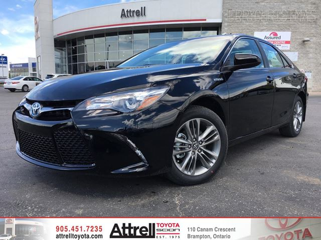 2017 toyota camry hybrid brampton ontario car for sale 2757924. Black Bedroom Furniture Sets. Home Design Ideas