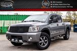2013 Nissan Titan PRO-4X 4x4 Navi Sunroof Backup Cam Bluetooth Keyless Entry 18Alloy Rims in Bolton, Ontario