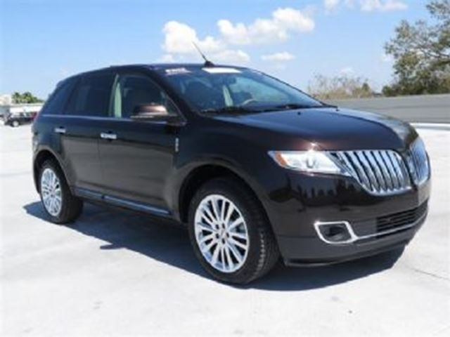 2014 Lincoln MKX AWD 4dr in Mississauga, Ontario