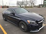 2017 Mercedes-Benz C-Class 2dr Cpe C300 4MATIC AMG and PremiumPackage in Mississauga, Ontario