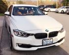2015 BMW 3 Series 328 X Drive, Luxury, 8sp, Navigation in Mississauga, Ontario