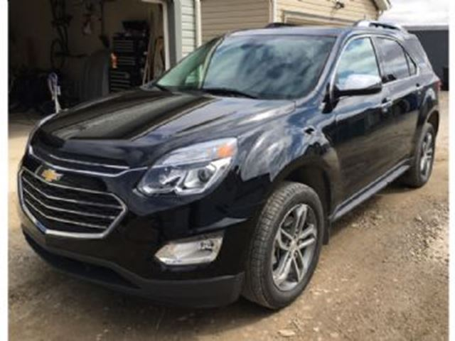 2017 chevrolet equinox premier edition awd mississauga. Black Bedroom Furniture Sets. Home Design Ideas