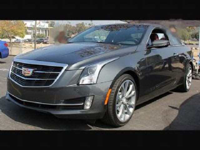 2015 Cadillac CTS Performance in Mississauga, Ontario