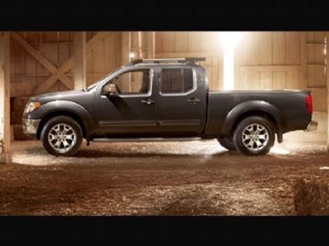 2017 Nissan Frontier 4WD Crew Cab LWB Auto SV in Mississauga, Ontario