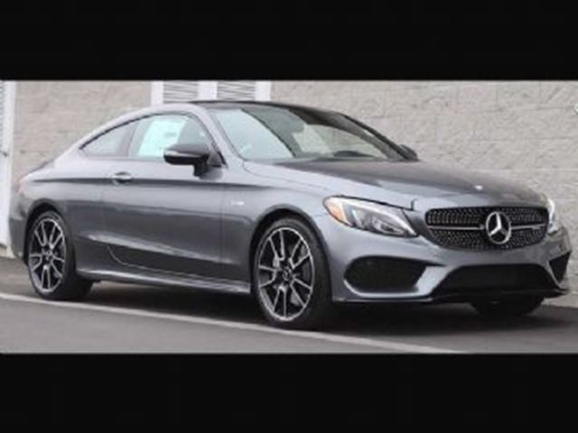 2017 mercedes benz c class c43 amg 4matic mississauga for 2017 mercedes benz c43 amg for sale
