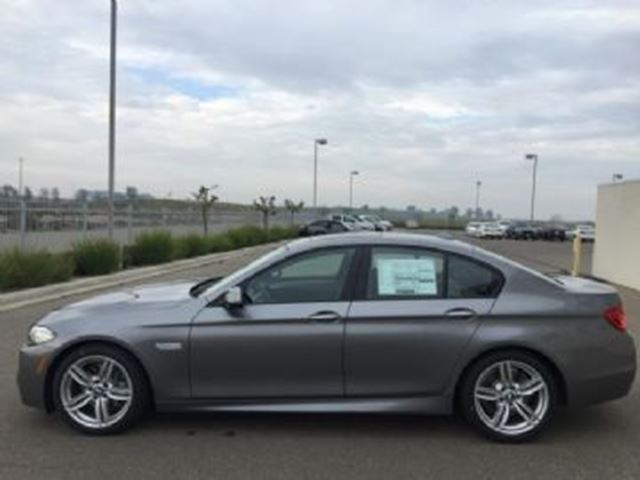 2016 BMW 5 Series 4dr Sdn 535i xDrive AWD PERFORMANCE AND SPORT PACKAGE in Mississauga, Ontario