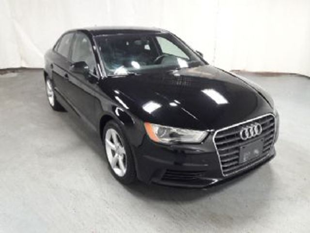 2015 Audi A3 4dr Sdn quattro 2.0T Komfort w/ Styling Package in Mississauga, Ontario