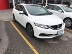 2015 Honda Civic EX in Mississauga, Ontario