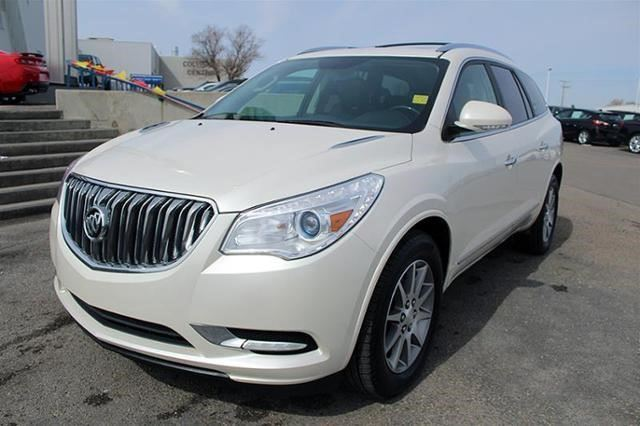 2015 Buick Enclave Leather in Regina, Saskatchewan