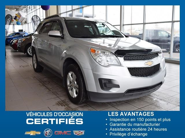 2015 Chevrolet Equinox LT in Jonquiere, Quebec