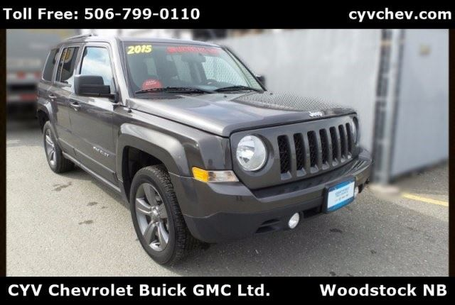 2015 Jeep Patriot High Altitude in Woodstock, New Brunswick